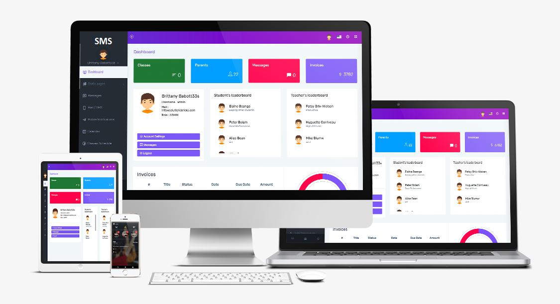 School Management System - Pak IT Services